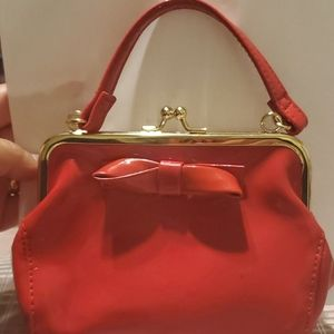 BabyGap Red Purse